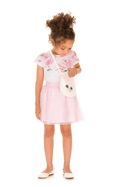 Conjunto Infantil Feminino Infanti Margarida